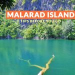 MALARAD ISLAND, CARAMOAN: IMPORTANT TRAVEL TIPS
