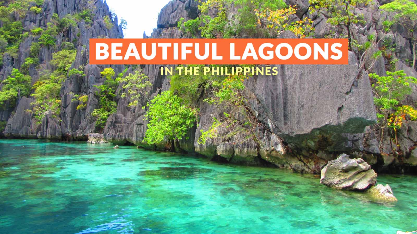 MOST BEAUTIFUL LAGOONS IN THE PHILIPPINES - Philippine Beach Guide