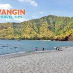 Anawangin Cove, Zambales: Important Tips