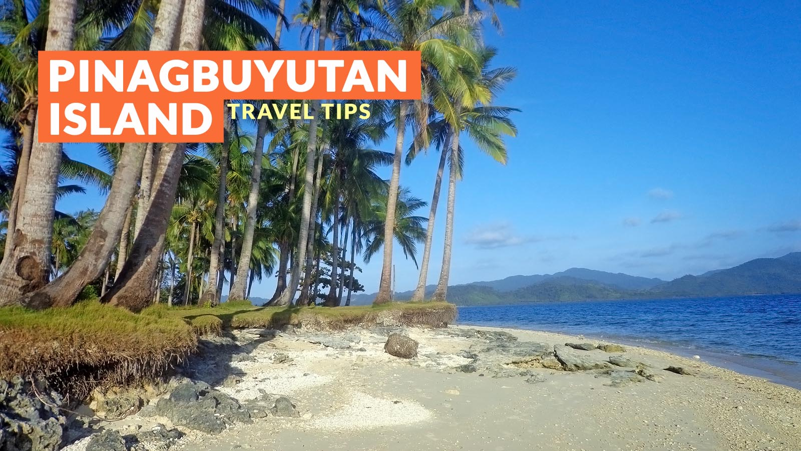 Pinagbuyutan Island El Nido Important Travel Tips