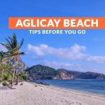 AGLICAY BEACH, ROMBLON: IMPORTANT TRAVEL TIPS