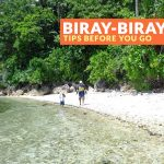 BIRAY-BIRAY BEACH, DINAGAT ISLANDS: IMPORTANT TRAVEL TIPS