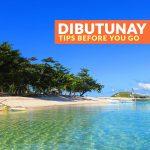 DIBUTUNAY ISLAND, BUSUANGA: IMPORTANT TRAVEL TIPS