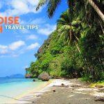 PARADISE BEACH, EL NIDO: IMPORTANT TRAVEL TIPS