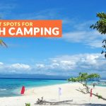 WHERE TO GO BEACH CAMPING IN THE PHILIPPINES