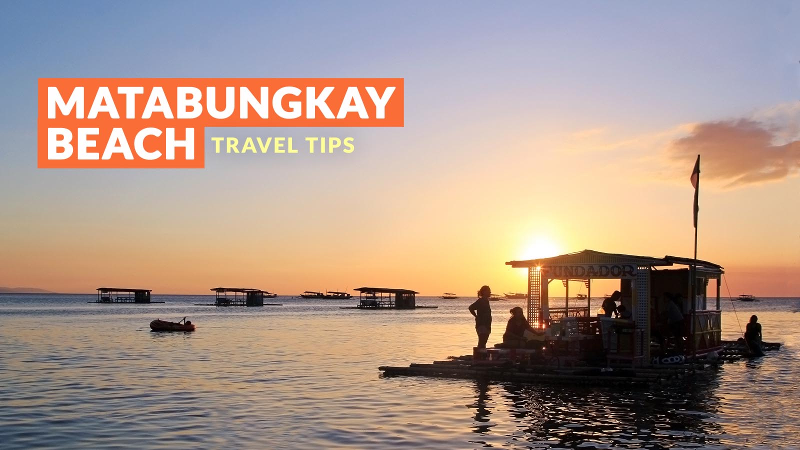 MATABUNGKAY BEACH, BATANGAS: IMPORTANT TRAVEL TIPS