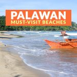 MUST-VISIT BEACHES IN PALAWAN
