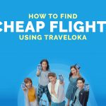 HOW TO FIND CHEAP FLIGHTS USING TRAVELOKA