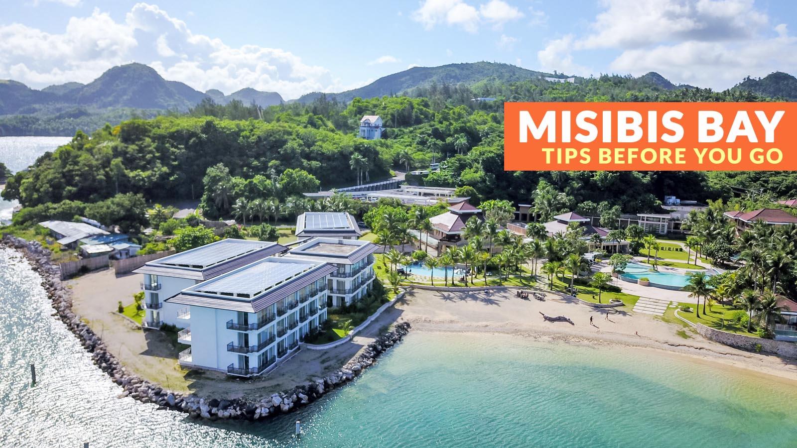 Misibis Bay Albay Important Travel Tips Philippine Beach