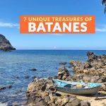 7 INTERESTING TREASURES THAT MAKE BATANES UNIQUE