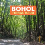 11 Tourist Spots for Your BOHOL ITINERARY