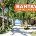 HOW TO GET TO BANTAYAN (From Mactan Cebu Airport, Dumaguete, and Bohol)
