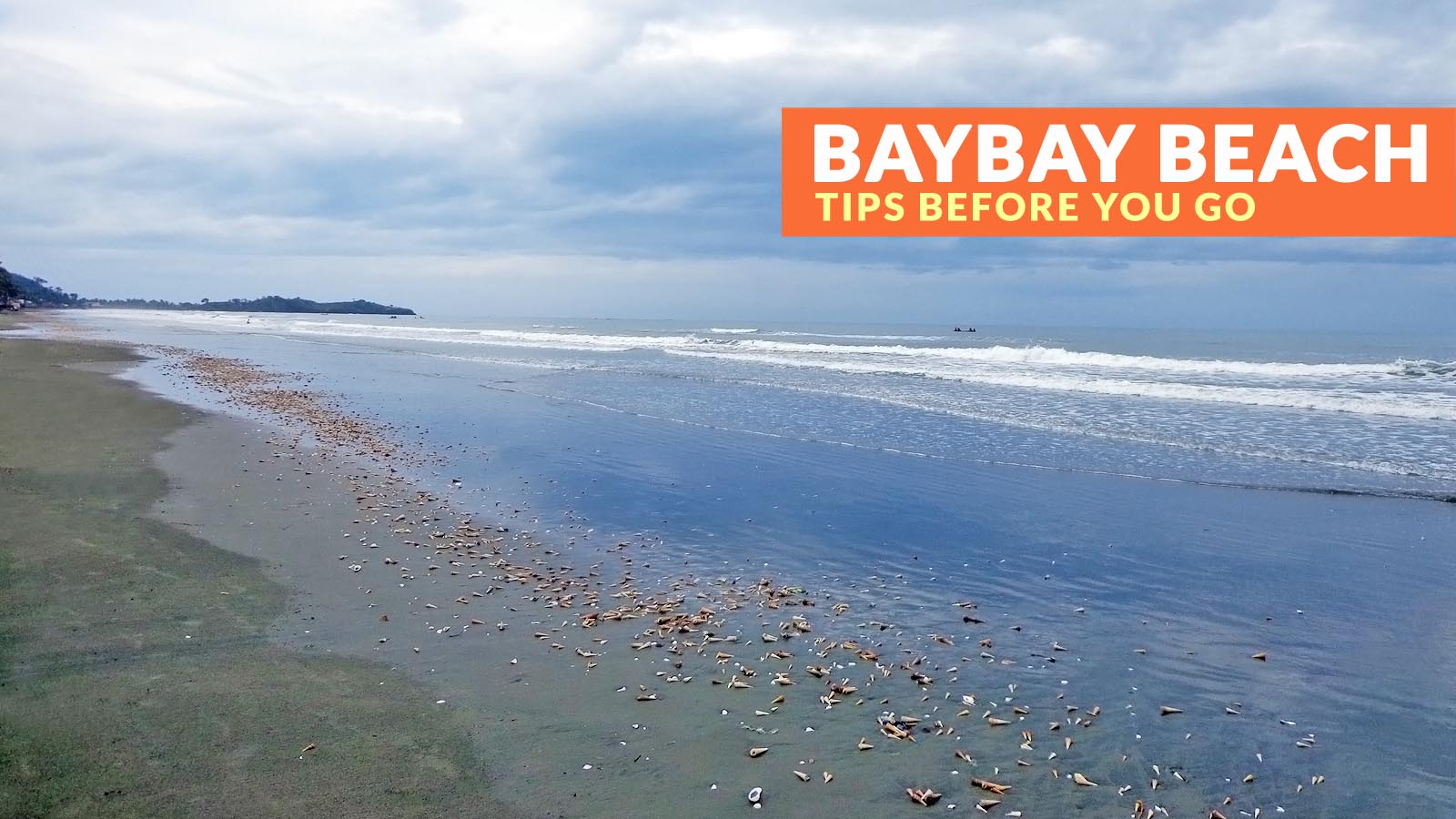 Baybay Beach Capiz Important Travel Tips Philippine