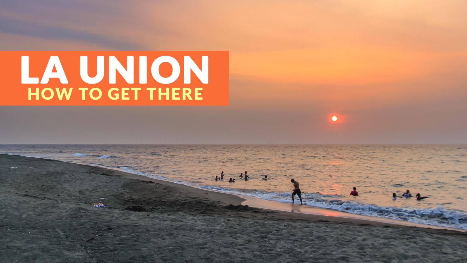 How To Get To La Union From Manila Pampanga Baguio And