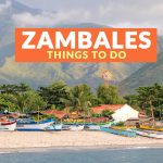 7 Tourist Spots for Your ZAMBALES ITINERARY