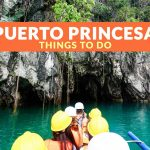3 Popular Tours for Your PUERTO PRINCESA ITINERARY