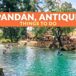 7 Tourist Spots for Your PANDAN, ANTIQUE ITINERARY