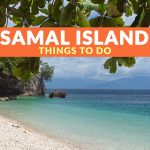 8 Tourist Spots for Your SAMAL ISLAND ITINERARY
